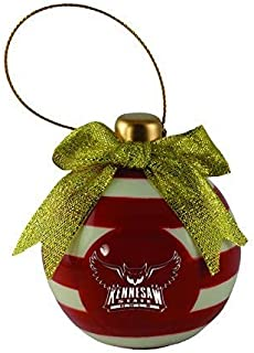 Kennesaw State University -Christmas Bulb Ornament