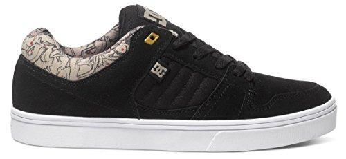 DC Herren Schuhe Course 2 SE Skateboardschuhe, Schwarz (Black/Tan BT0), 41 EU