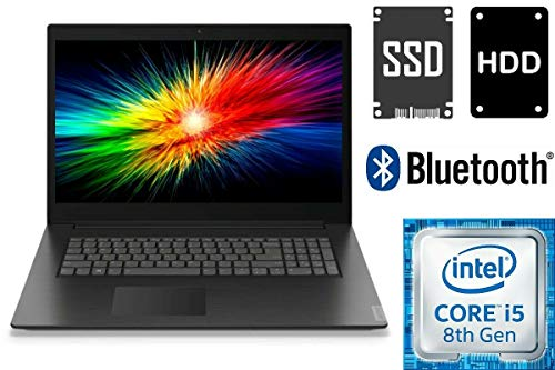 Lenovo V340-17IWL - Intel CORE i5 - 128GB SSD + 1000GB HDD - 8GB DDR4-RAM - Windows 10 PRO - 44cm (17.3