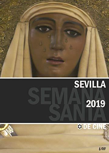 Semana Santa en Sevilla 2019 - Volumen 1 y 2 [DVD]