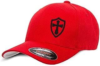Crusader Knights Templar Cross Baseball Hat