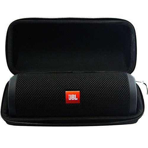 ETbotu Für JBL Flip3 / 4 Universal Lautsprecher Tragetasche Abdeckung Aufbewahrungstasche Schwarz
