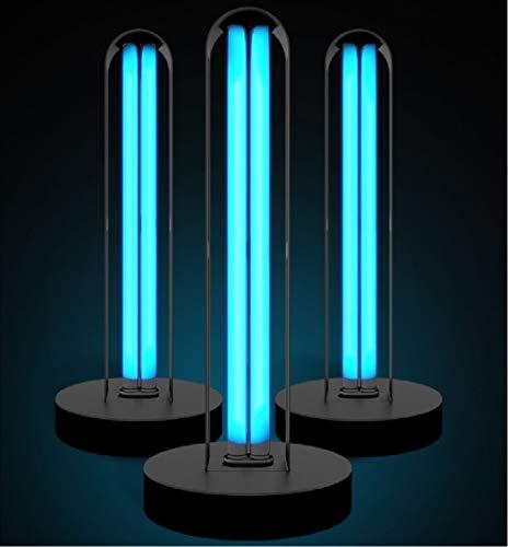 55 W UV-Licht zur Raumdesinfektion | UVC Sterilisator Lampe – keimtötendes UVC Licht, UV-Reinigungslicht, 220 - 240 V, 50/60 Hz, Ozone Free