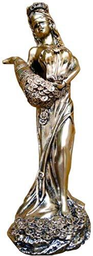 Escultura,Decoración De Estatua De Diosa De Muebles para El Hogar, Estatua De Personaje Griego De Resina, Empresa De Artesanías, Restaurante, Decoración De Centro Comercial, Decoración H30Cm
