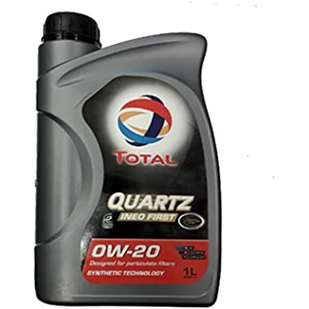 Total Quartz Ineo First Fully Synthetic 0w20 Engine Oil 1 Litre Auto