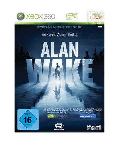 Microsoft Alan Wake - Juego