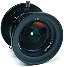 SLR Magic 8mm f/4.0 Ultra Wide Angle Lens for Micro Four Thirds Cameras