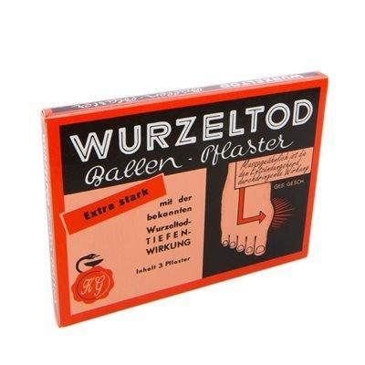 WURZELTOD BALLENPFLASTER (3 ST)