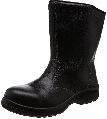 [ミドリ安全] 安全靴 JIS規格 半長靴 プレミアムコンフォート PRM240 ブラック 26 cm 3E