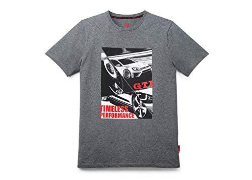 Volkswagen VW Herren GTI T Shirt Timeless Performance S M L XL XXL XXXL 5KA084200 T-Shirt (L)
