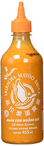 Flying Goose - Salsa de Mayonesa Sriracha 455ml