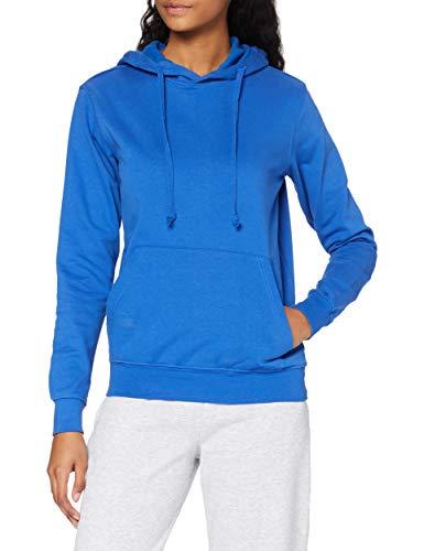 Stedman Apparel Hooded Sweatshirt/ST4110 Sweat-Shirt à Capuche, Bleu-Blue (Bright Royal), 42 Femme