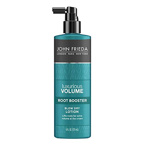 John Frieda Luxurious Volume Root Booster Blow Dry Lotion - 6 Oz