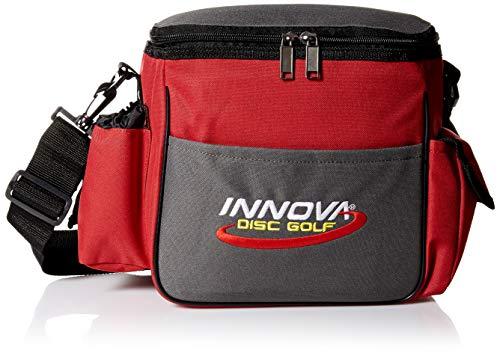 Innova Champion Discs Standard Bag, Red/Gray
