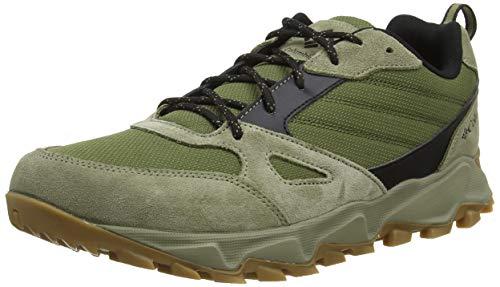 Columbia IVO TRAIL Zapatillas de deporte para hombre, Verde(Hiker Green, Creek), 45 EU