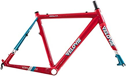 VeloVie Versa CX Cyclocross Carbon Bicycle Frame and Fork Set