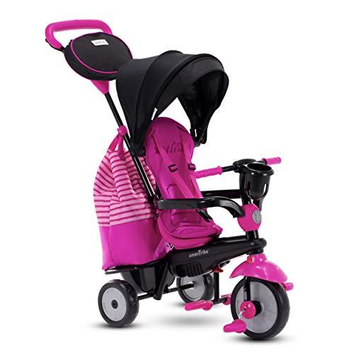 smarTrike- Tricycle, 6500600, Rose