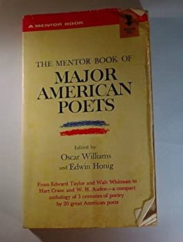Major American Poets, The Mentor Book of