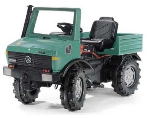 Rolly Toys 036622 - Unimog grün