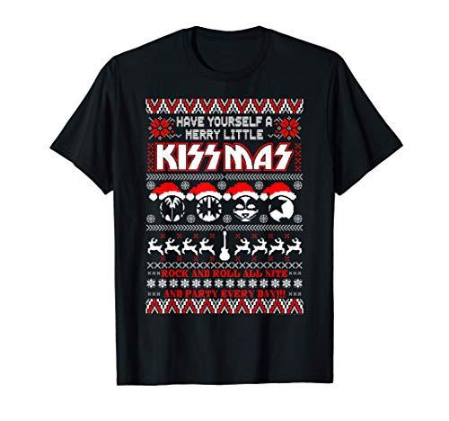 KISS - Merry Little KISSmas T-Shirt