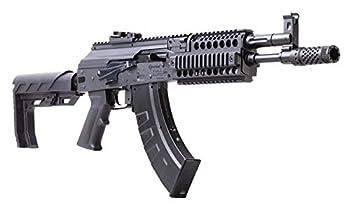 Crosman CAK1 Full or Semi-Auto CO2-Powered 4.5mm BB Air Rifle Black
