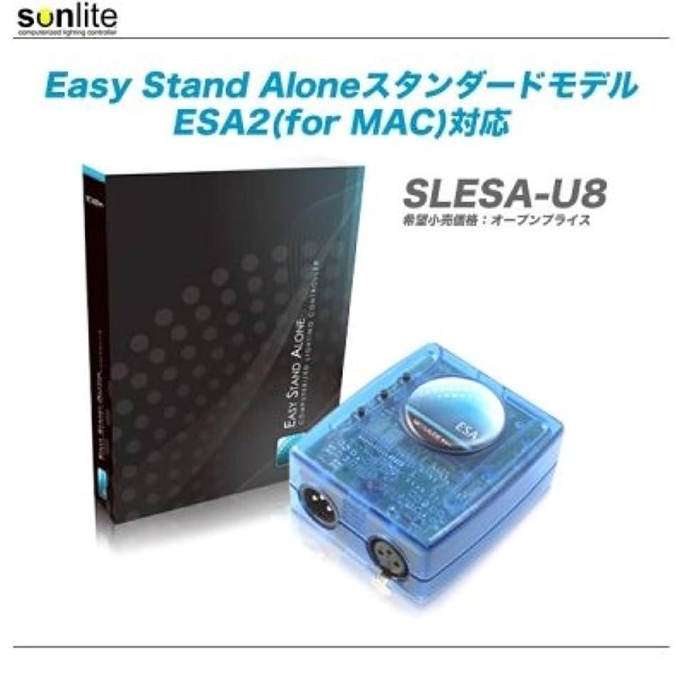 宿題凝縮する模索SUN-LITE(サンライト)DMXインターフェース『SLESA-U8』 【mask dB】