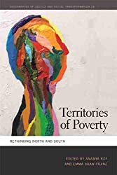 "This image is of a book cover, ""Territories of Power: Rethinking North and South"" by Ananya Roy."