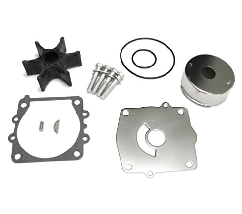 Yamaha 150HP175HP200HP225HP Water Pump Repair Kit Impeller Replacement Sierra 18-3310 6G5-W0078-01 6G5-W0078-A1-00 6G5-W0078-00-00 6G5-W0078-01-00