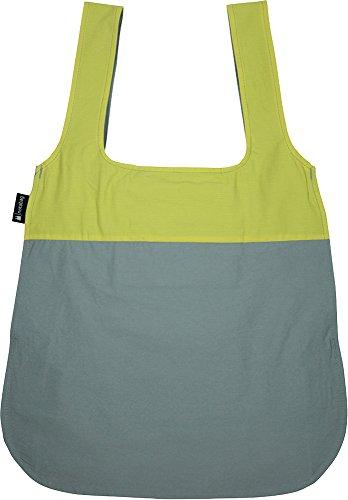 notabag(ノットアバッグ) BAG & BACKPACK Gray/Yellow NTB002GR-Y
