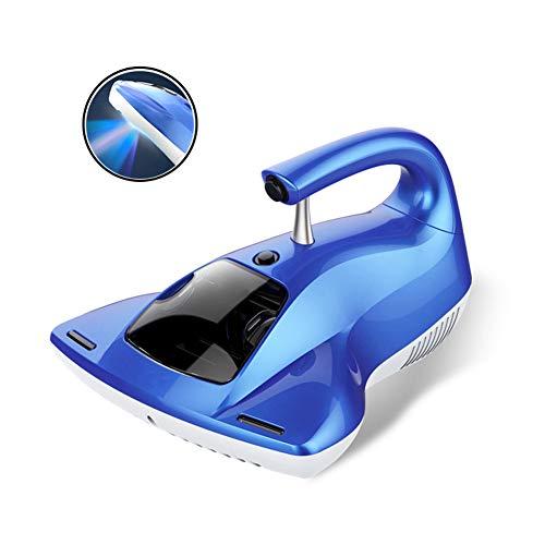 LYTLD Aspirador de colchones y Sofas, UV Aspiradora contra Ácaros para los Que Sufren de Alergias y Dueños de Mascotas Blue