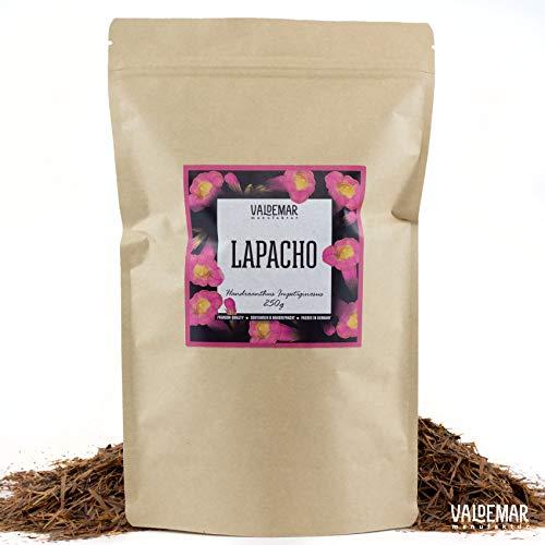 Valdemar Manufaktur Premium LAPACHO-Tee 250g - HANDVERPACKT In Deutschland