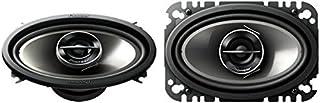"Pioneer TS-G4644R 200 Watts 4 x 6"" 2-Way G-Series Coaxial Full Range Car Audio Stereo Speakers photo"