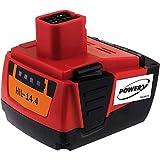 Powery Batería para Hilti Martillo Perforador SFH 144-A
