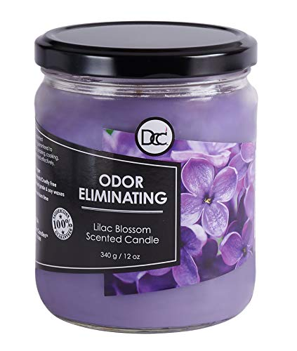 DCC Odor Eliminating Highly Fragranced Candle