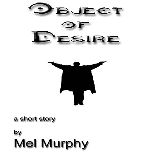 Object of Desire audiobook cover art