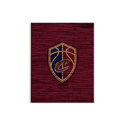 Kit trapano rotondo completo per pittura diamante 5D fai-da-te Cleveland Cavaliers NBA Set di quadri con pittura diamante fai da te Pittura fai-da-te Punto croce Artigianato 40x50cm,Without Frame