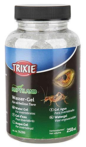 Trixie 76286 Wasser-Gel für wirbellose Tiere, 250 ml