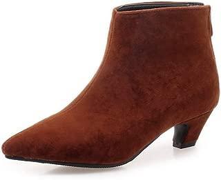 BalaMasa Womens ABS13970 Pu Boots