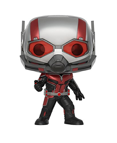 Funko Pop Bobble: Marvel The Wasp: Ant-Man w/Chase, Multicolor (30724), Modelos Surtidos