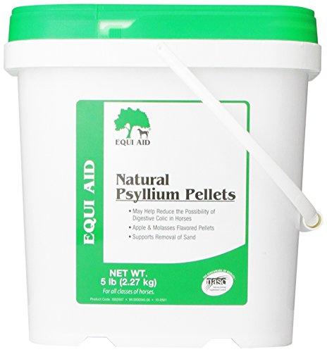 Farnam Equi Aid Natural Psyllium Pellets, 5-Pound