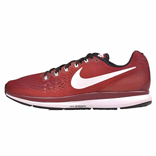 Nike New Other Air Zoom Pegasus 34 Running Shoes Men 7 Red/Black