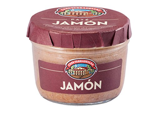 Casa Tarradellas Paté de Jamón - 125 g