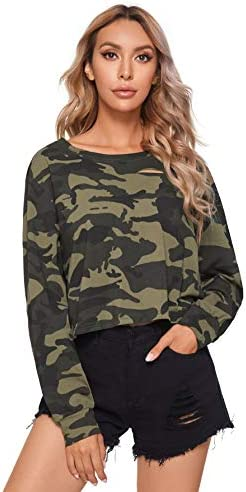 Camouflage girl shirt _image4