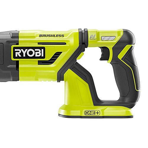 RYOBI 18-Volt ONE+ Cordless Brushless Reciprocating Saw (Tool Only, No-Retail Packaging, Bulk Packaged) (P517)