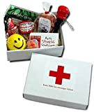Caja de regalo para primeros auxilios en el trabajo estresante, regalos divertidos, empresas de oficina, colegas de...