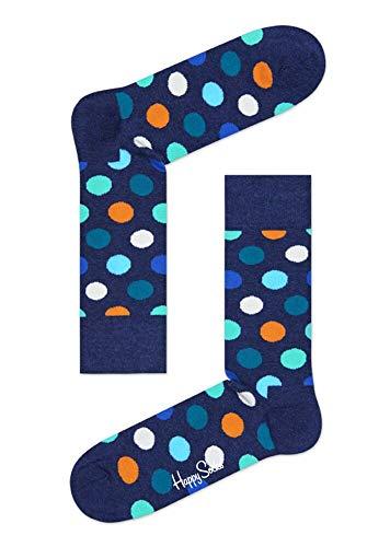 Happy Socks Damen Classic Mix Gift Box Socken, Mehrfarbig (Multicolour 600), 4/7 (Herstellergröße: 36-40) (3er Pack)