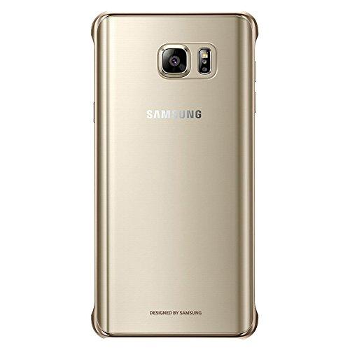 [klar gold] Samsung Galaxy Note5transparent Schutzhülle Hülle Tasche ef-qn920C für Samsung Galaxy Note 5(sm-n920)–Retail Verpackung