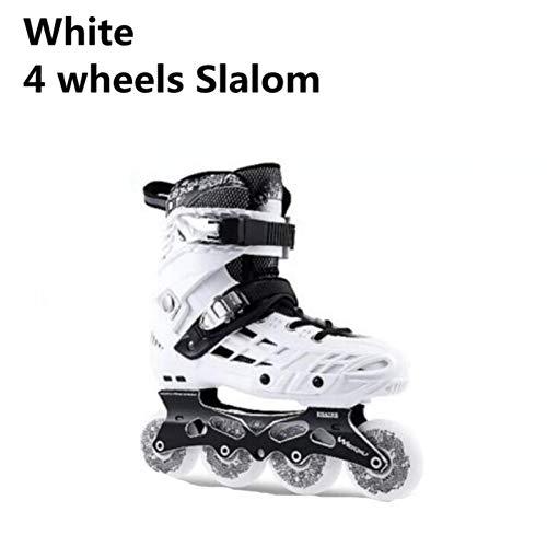 Patines En Línea Inline Velocidad De Slalom 3X100Mm Patines Feroz Zapatos For Niñas Chico Joven...