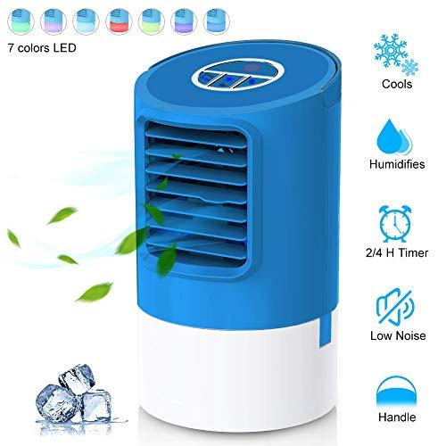 EEIEER Mini-Klimaanlage & Luftbefeuchter 18W