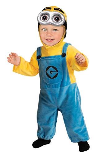 Kleinkind Minion Dave - Einfach unverbesserlich ME2 - Kinder-Kostüm